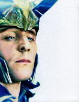 Loki - God of Mischief by DylanSpider