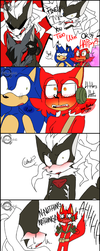 Sonic Forces He is hot [Old] by GenderTakahashi