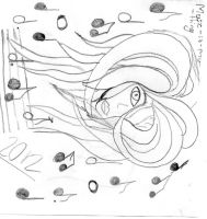 girl in the sea of music by music-is-ma-thing