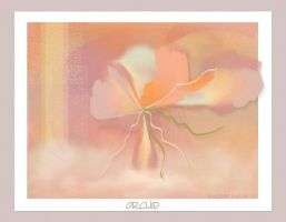 ORCHID by ARTWITHIN