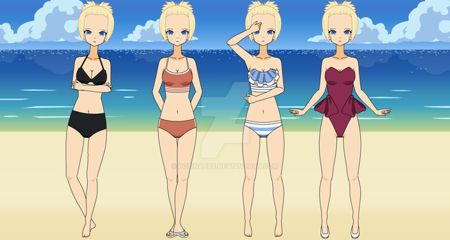 Swimsuits [EXPORT] by Polinaexe