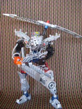 bionicle- fly-dax by bnvrkd