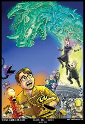 MST3K: The Return by DadaHyena