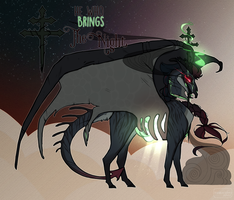 [Adopt] He who brings the night [CLOSED] by Negatable