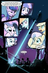 Prologue: My World - Page 08 by theinexplicablebrony
