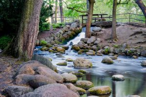Small Waterfall #2 by JasterM