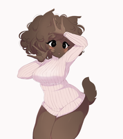 slim thick with your cute ass by yeagar