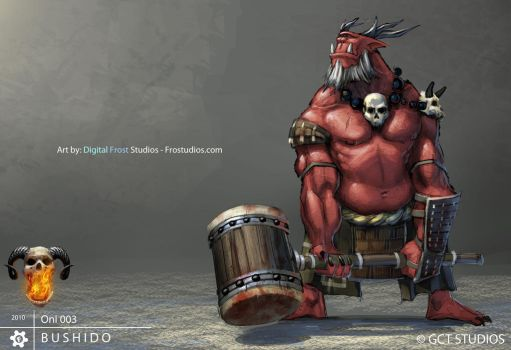 Oni - Cyclops by FROSTconcepts