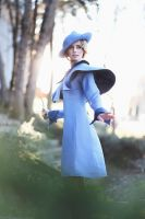 Fleur Delacour cosplay by ThelemaTherion