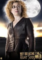 Doctor Who, River Song by Slytan