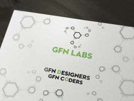 GFN LABS LOGO DESIGN by LiabilityZero