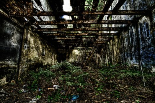 Abandoned 4 by linkahwai