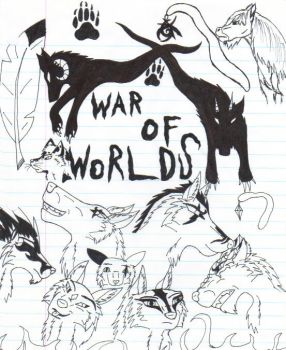 War Of Worlds -WOW- Cover by DemonWolfZelda