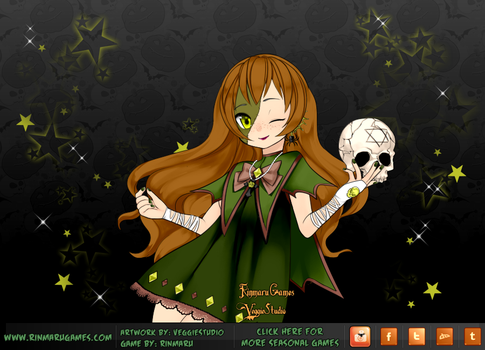 Halloween Leski~Happy Late Halloween by Anime1Obsessed