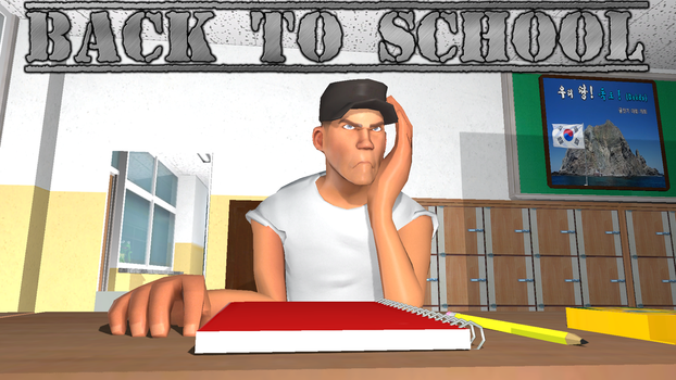Back to School by saurus10