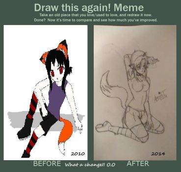 Draw it Again: My OC: Tetsuya by iShadowLink