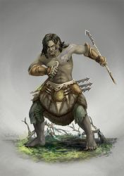 Pathfinder of Swamps by Pechschwinge