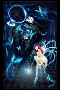 DreamCatcher BeautifulDarkness by Neurophoria