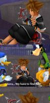 We have to find Kairi by Sammy-Shota-Prince