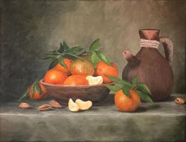 Clementines by thewebcatcher