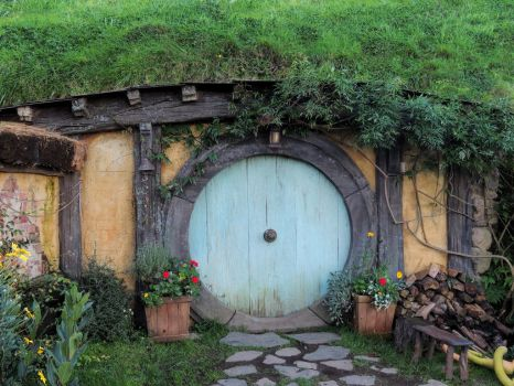 Hobbiton 03 by cemacStock