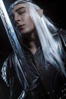 Thranduil king of mirkwood by TheIdeaFix