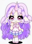 Chibi 3 for by MelodiyaMoon