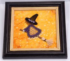 Little Lace Witch by averil-hylton