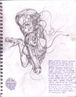 1998 - Sketchbook Vol. 5 - p085 by theory-of-everything