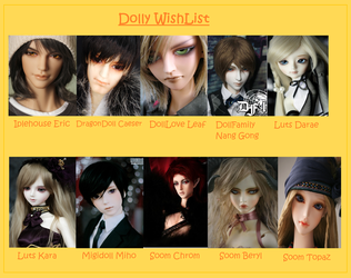 Dolly Wishlist by MLS-photography