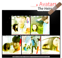The Heirs (icons) #1 - Size 200 x by victoricaDES