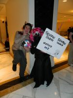 Star Wars Senpai Notice Me Katsucon 2016 by bumac