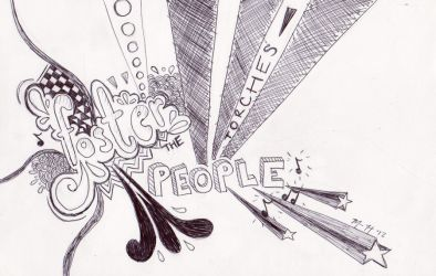 Foster The People by Leather-Toaster