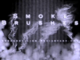 Smoke Brushes by ObscureLilium