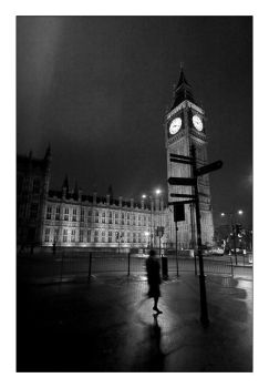 London Decisive moment by Skeet