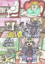 The Fat Queen returned Page2 by SHADOWLOUIX
