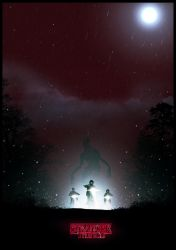 Stranger Things by Noble--6