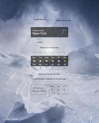 OS X Weather by rm005759