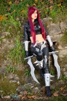 Katarina from League of Legends by LucaTonet