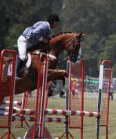 STOCK Showjumping 411 by aussiegal7