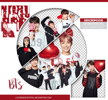 #089 | Pack PNG |BTS by jellycxt