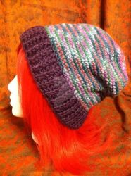 Limited Midnight Magic Beanie by KnittingNeedles