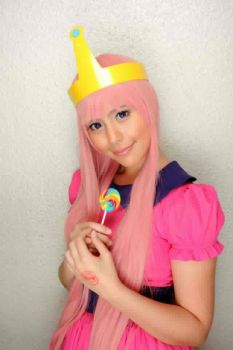 Princess Bubblegum: Adventure Time by angelace9