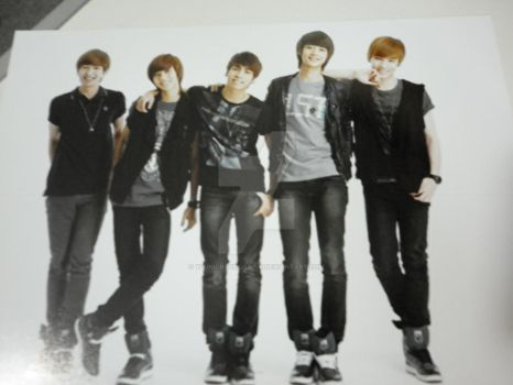 SHINee photo poster 2 by YuukiCrossKisa-VK