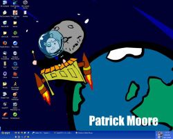 We all love Patrick Moore by RichSC