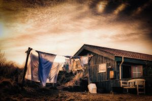 Laundry day by JimP4nsen