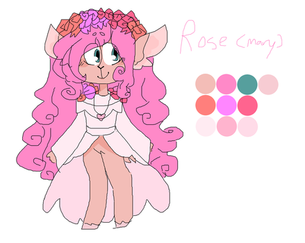 Rosemary Color Ref by TheCatQueen10