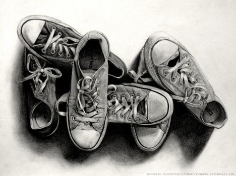 Converse Collection by snammie