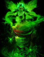 Absinthe by Every7thHeartbeat