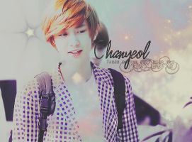 Chanyeol by MimChan97